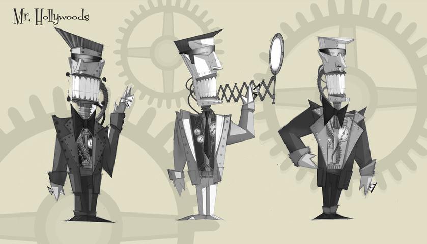 Toontown 2 concept art